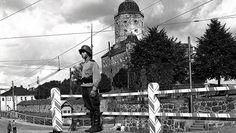 Viipurin linna on rakennettu vuonna History Of Finland, Viborg, Historical Pictures, Helsinki, World War Two, Ww2, Winter, Nostalgia, Louvre