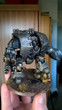 By Chris 'Chanda' Lear of ‎Crusade and Heresy Facebook group