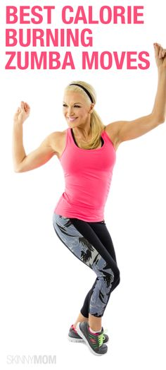 Try these moves! You are going to have a great time dancing and getting your heart rate up.