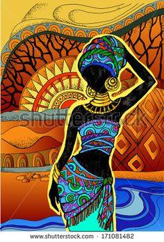 African Woman - Поиск в Google
