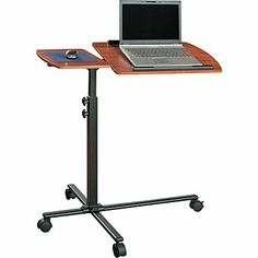 Altra Adjustable Mobile Laptop Desk (alternative layout, actually for holding documents)