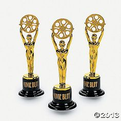 These will be great awards for closing ceremonies.