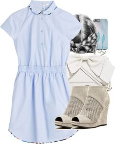 Lydia Martin Inspired Outfit by veterization featuring peep-toe booties