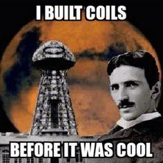Technology is a Mercy from God - Nikola Tesla Video Nikola Tesla, Tesla Video, Vaping To Quit Smoking, Vaping For Beginners, Vape Memes, Human Dna, Human Body, Vape Coils, Drip Tip