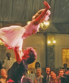 "The Lift - ""Dirty Dancing,"" 1987~ My First Love... Johnny Castle!!"