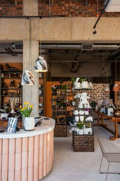 Local ceramics studio Rialheim has opened a new flagship store in Joburg's Rand Steam shopping precinct, with an extended product offering and a new café.