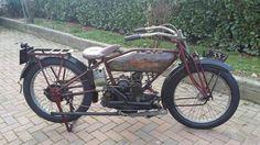 Harley-Davidson Model WJ 600cc 1921 | 27 400€