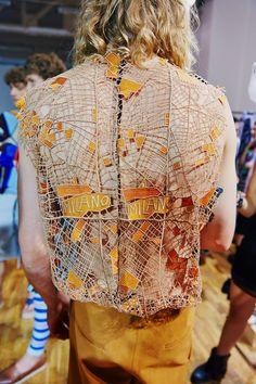47 ideas for embroidery fashion detail ideas Couture Fashion, New Fashion, Trendy Fashion, Fashion Art, Fashion Show, Fashion Design Inspiration, Style Inspiration, Creative Textiles, Embroidery Fashion