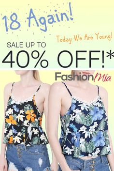 030b0d1f5a309 Fashion Mia is offering 18 Again Sale: up to 40% discount on sexy bodycon