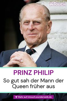 Wie sah Prinz Philip jung aus und wie verlief seine Kindheit in Deutschland? #prinzphilip #queenelizabeth #britischeroyals #royals #royalnews #promis #stars #vipnews #prominews #intouch Prinz Philip, Prinz William, Elizabeth Ii, Westminster, Alice Von Battenberg, Royal News, Vip News, Die Queen, Royals
