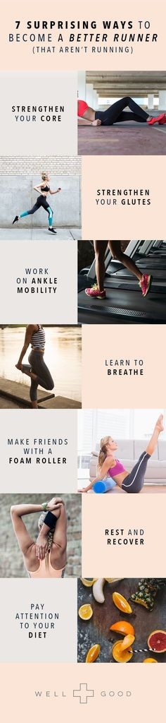 The non running, running workout.