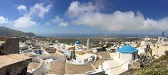 Panorama #Santorini