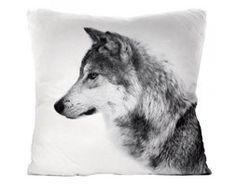 Poduszka dekoracyjna - Animals - Wilk