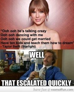 Oh swifty