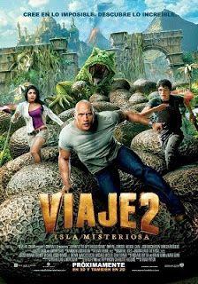 Viaje 2 La isla Misteriosa online latino 2012 VK