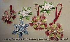 Ornament Keepsakes---