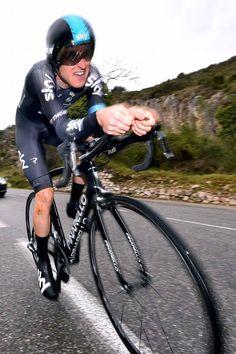 Tour de Romandie Geraint Thomas digs deeps (Tim de Waele/TDWSport.com)