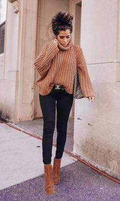 837afe7a776 40+ CASUAL WINTER OUTFITS THAT LOOK EXPENSIVE