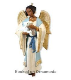 hallmark african american christmas angels | Scroll down for additional details)