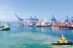 Cartagena Port Business Development Europe International http://yook3.com #Colombia #Cartagena #LatinAmerica