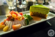 image of dessert at Nipponista Maison O in Soho, NYC, New York