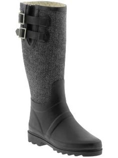 Chooka Herringbone Boots $60                               Saw a co-worker wear these once and they looked great on her...