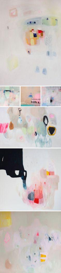 lola donoghue oil paintings