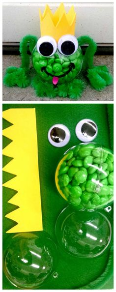 How To Make Princess and the Frog Party Favors