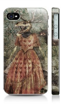 iPhone Cover – The Queen of Hearts