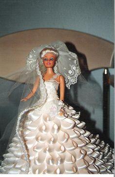 Mis creaciones....: Muñecas Vestidas de novias