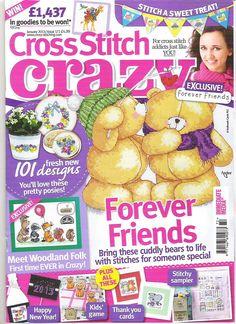 Gallery.ru / Фото #1 - Cross Stitch Crazy 172 январь 2013 - tymannost
