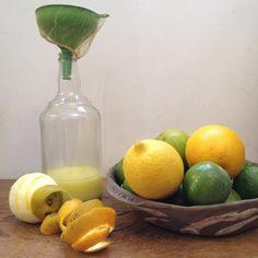 come-se: Desengordurante ecológico feito instantaneamente com cascas de laranja