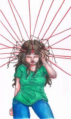 I have horrible headaches day & night!!  I do not remember what it feels like to not have pain in my head!