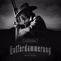 """Trailer do filme """"Gutterdämmerung"""" – e seu elenco de rockstars. #fridom #gutterdammerung #music #rock #jessehughes"""