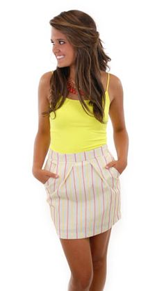 Order Up Skirt  $27.60  was    $46.00