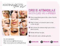 Diseño de Flyer para Karina Cots Cusos Enero 2015