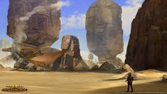 Star Wars - The Old Republic (Concept Art)