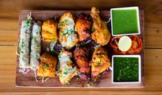 #Tandoori Chicken