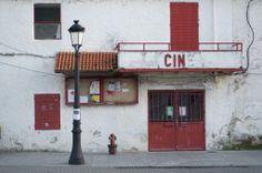 Cine abandonado, Diego David Garcia