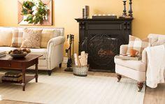 living room - Traditional - Living Room - Images by Wayfair | Wayfair