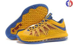 Buy Discount Nike Zoom Lebron X 10 Low Mens Shoes Yellow Blue Clearance  from Reliable Discount Nike Zoom Lebron X 10 Low Mens Shoes Yellow Blue  Clearance ... 8e1a495f2b1de