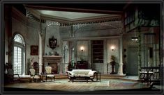 Basic styles of Stage Design | The art of faking it - Stage design, themed rooms, props and more.