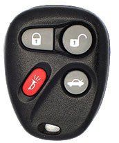 2004 04 Pontiac Grand AM Keyless Entry Remote - 4 Button by Pontiac. $31.37. This device is a transmitter that operates your vehicle's Remote Keyless Entry System.  It is a genuine factory/OEM remote meant to operate your specific vehicle.