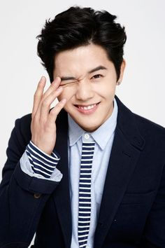 "Ze:A Dong Joon to Star in Korea-China Co-Production Web Drama ""About Love"" Jung Hyun, Kim Jung, Korean Men, Korean Actors, Kim Dong Joon, Kwak Dong Yeon, Web Drama, Cute Asian Guys, Asian Eyes"