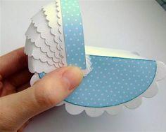 Artis handmade / izabellw - kartki ślubne, okolicznościowe,zaproszenia, pamiątki, albumy, notesy: Kurs - wózeczek