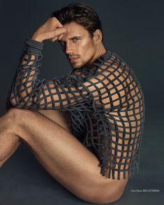 Okay. I already said I like Male Models..., pantless ones.., even better.