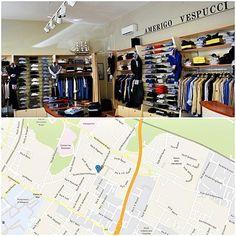 >> Camicie, giacche ed accessori...tutto MADE IN ITALY!! << #amerigovespucci #modena #abbigliamento