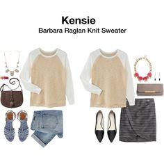 Love the Raglan Sweater