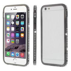 Black Frame Bumper Case for iPhone 6/6 Plus