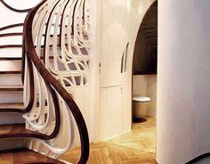 Atmos Studio: 081-23MR-Stairs | Daily Impulse